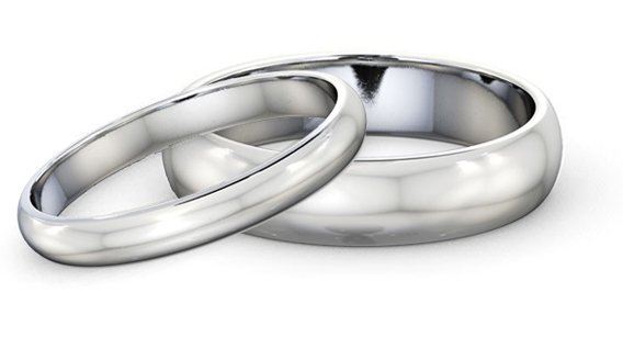 Bespoke wedding ring