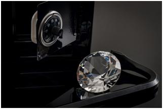 How can I keep my diamonds safe?