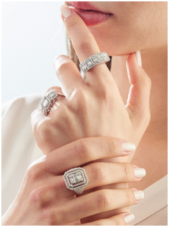 How to match your engagement ring to your wedding band