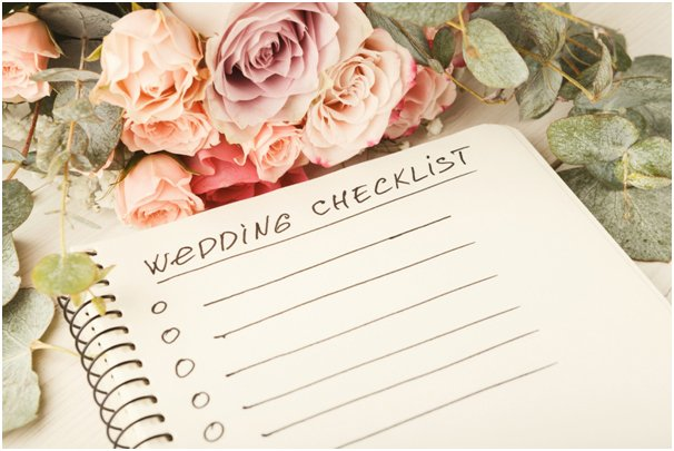 How to plan a wedding: your checklist