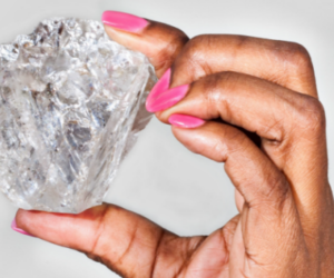 The Story of the Second Largest Diamond in the World