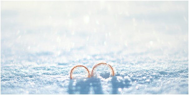 7 Reasons to Have a Winter Wedding